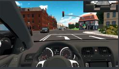Ausbildung Stadtfahrt