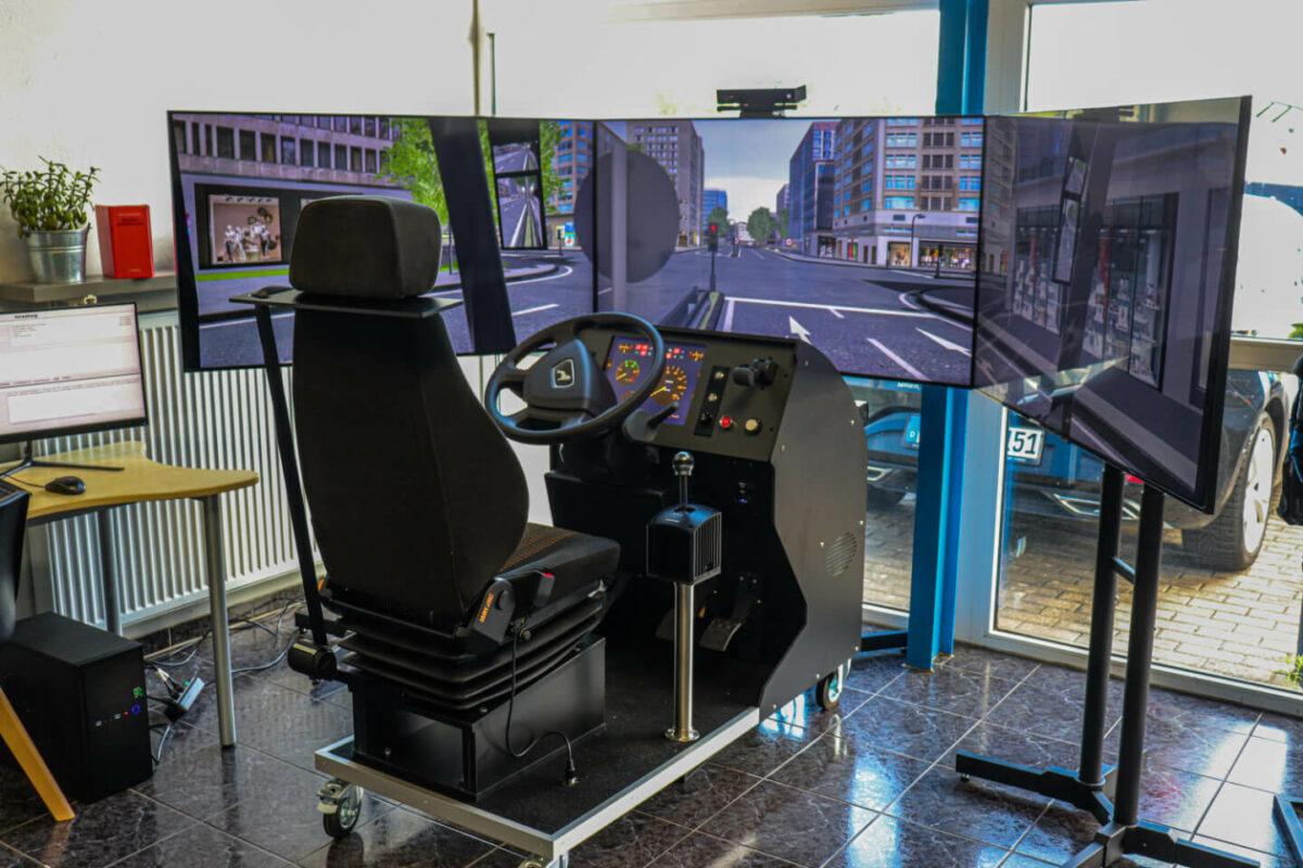 LKW/Bus-Simulator